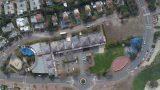 תצלום אוויר שכונתי אחוזת ברק מקרוב